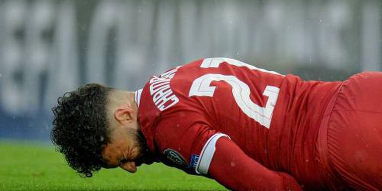 Liverpool nog lang zonder Oxlade-Chamberlain