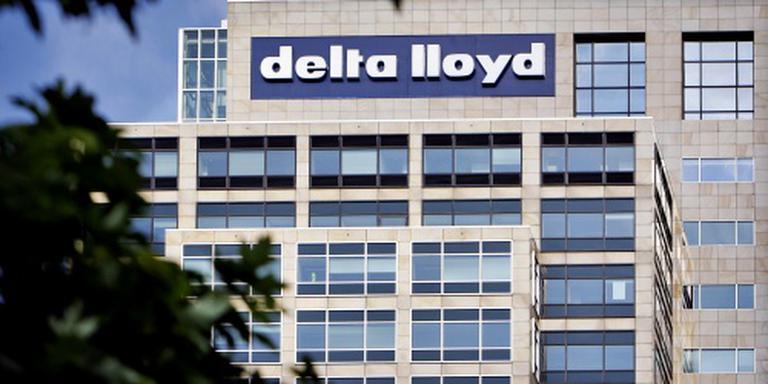 Noodweer raakt winst Delta Lloyd