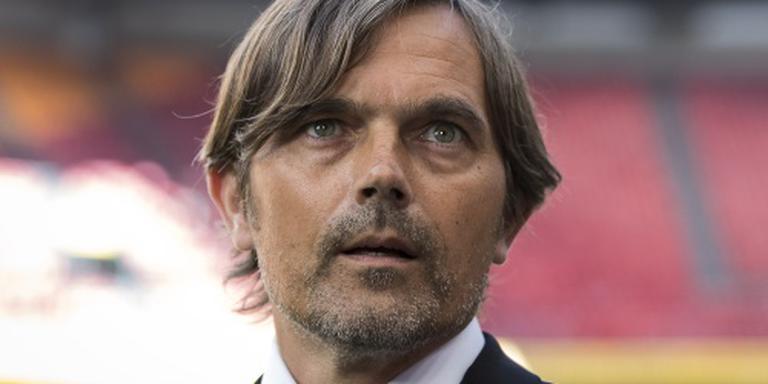 Cocu redelijk tevreden over PSV