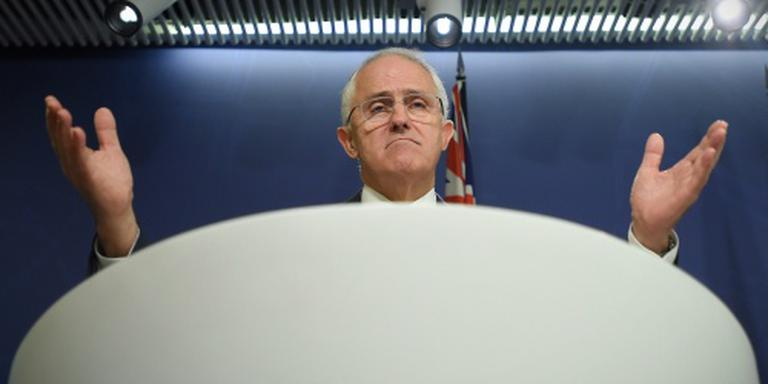 Australische regeringscoalitie op verlies