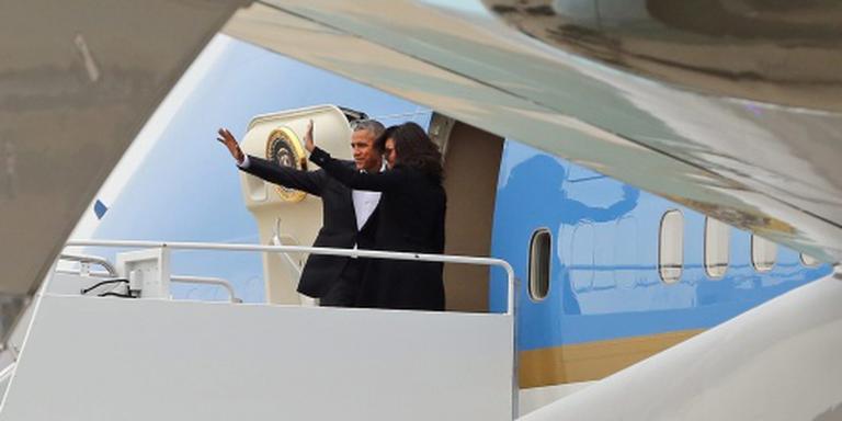 Obama begint aan historische bezoek Cuba