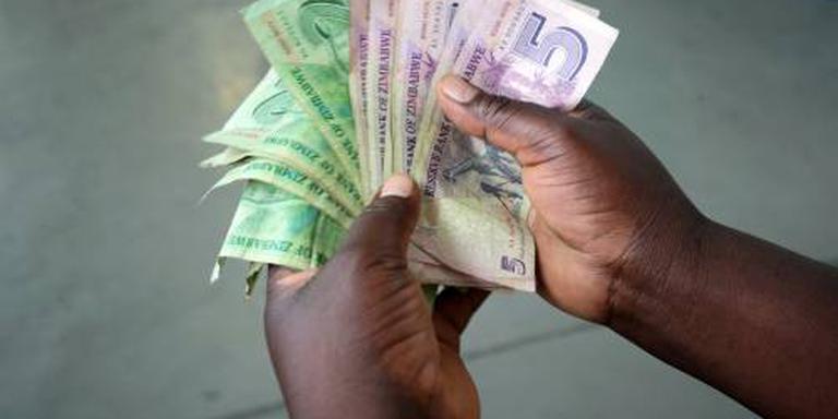Zimbabwe krijgt nieuwe munteenheid