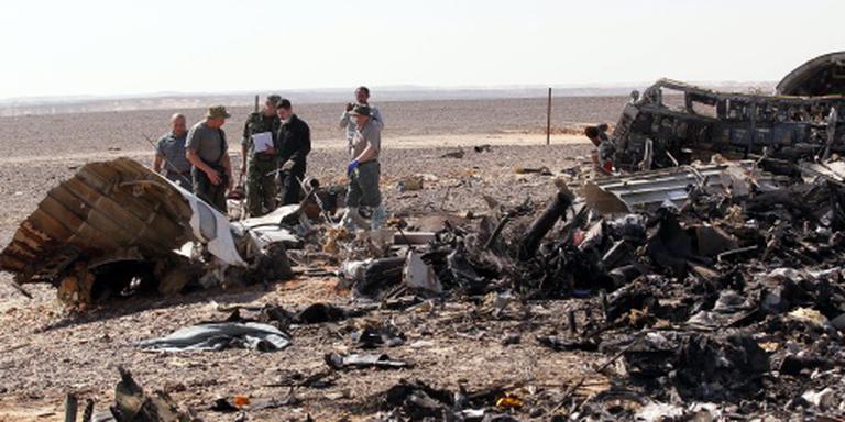 Egypte verklaart crash nu ook tot terreurdaad