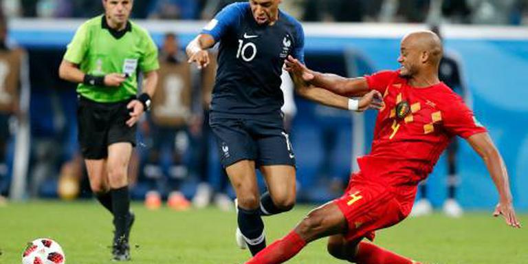 Bijna 4 miljoen kijkers zagen België verliezen