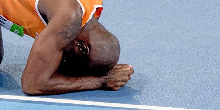 Martina: derde finale 200 meter heel bijzonder