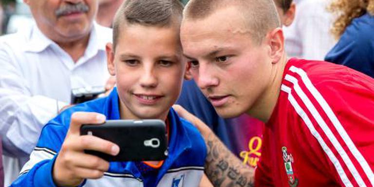 Feyenoord huurt Clasie voor een jaar