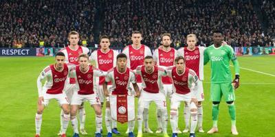 Ajax op 13 februari in ArenA tegen Real Madrid