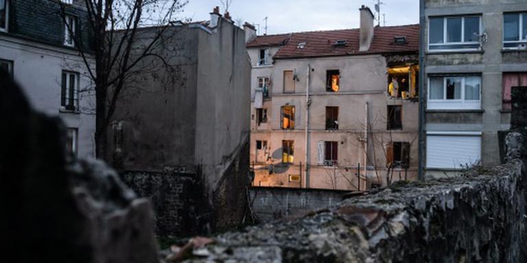 Nichtje topterrorist begraven in Frankrijk