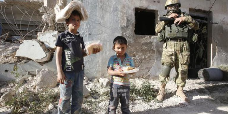 Rusland: tijdelijk staakt-het-vuren Aleppo