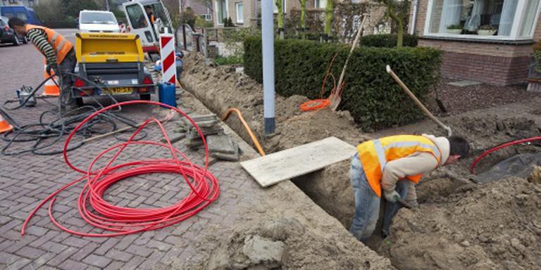 Aantal kabelklanten blijft toenemen