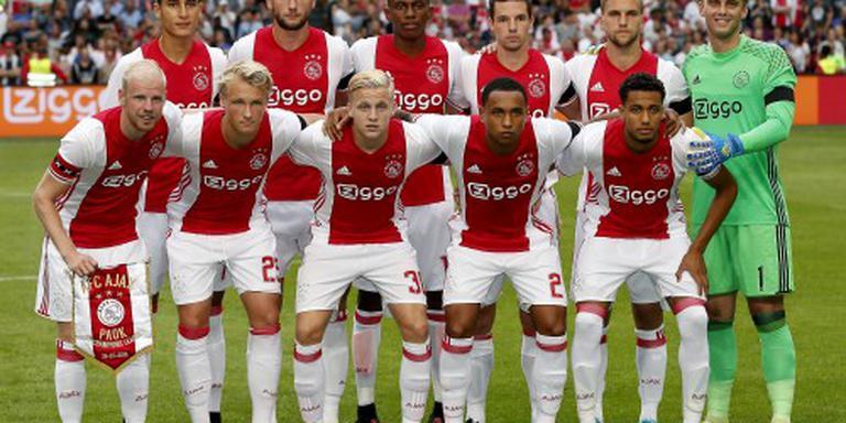 Ajax treft Russische Rostov