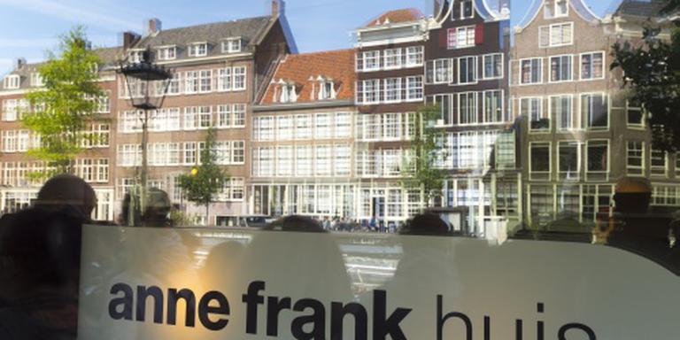 Weer meer bezoekers voor Anne Frank Huis