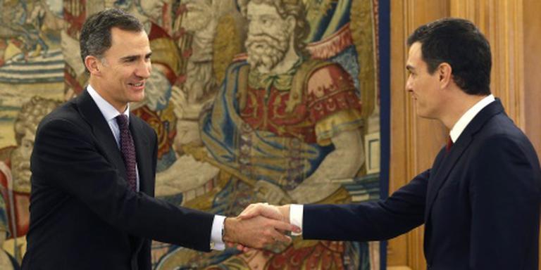 Sociaaldemocraat mag regering Spanje vormen