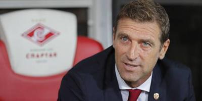 Spartak Moskou ontslaat coach