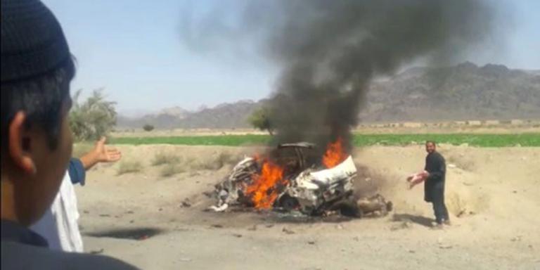 Taliban spreken verklaring nieuwe chef tegen
