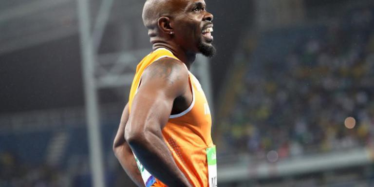 Martina vierde in Lausanne op 100 meter