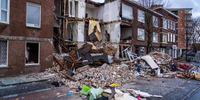 Politie: geen opzet bij ontploffing Den Haag