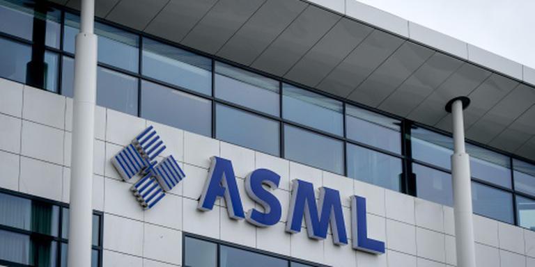 ASML verwacht dit jaar nieuw omzetrecord