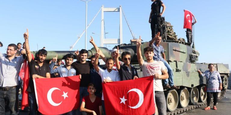 'Verschillende scenario's voor coup Turkije'