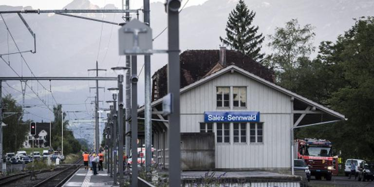 Doden door aanval in Zwitserse trein