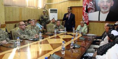 Ook generaal VS gewond bij Taliban-aanval