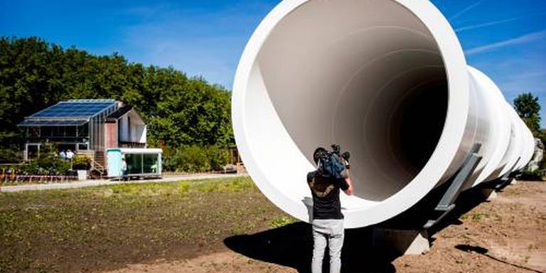 Delfts hyperloopteam wil titel met record