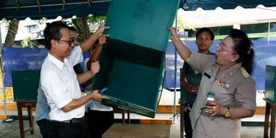 Thailand naar de stembus voor nieuw parlement