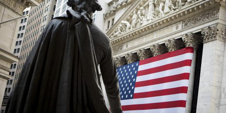 Wall Street opent met verlies