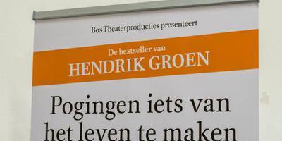 In juni nieuwe roman van Hendrik Groen