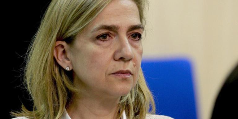 OM Spanje wil vrijspraak prinses Cristina