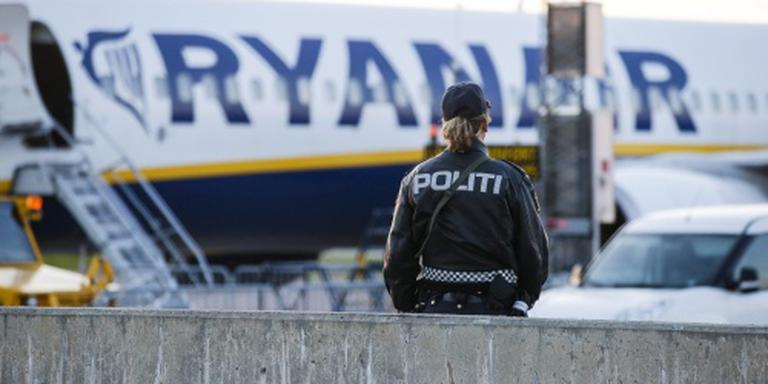 Toestel Ryanair ontruimd na verdacht gedrag