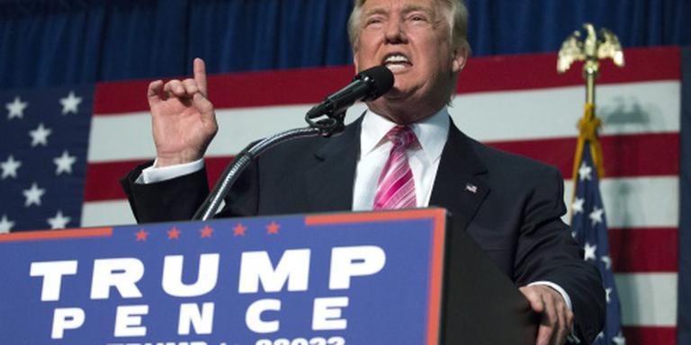Trump ontmoet Mexicaanse president