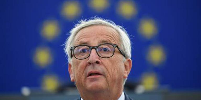 Lauwe Nederlandse reacties op rede Juncker