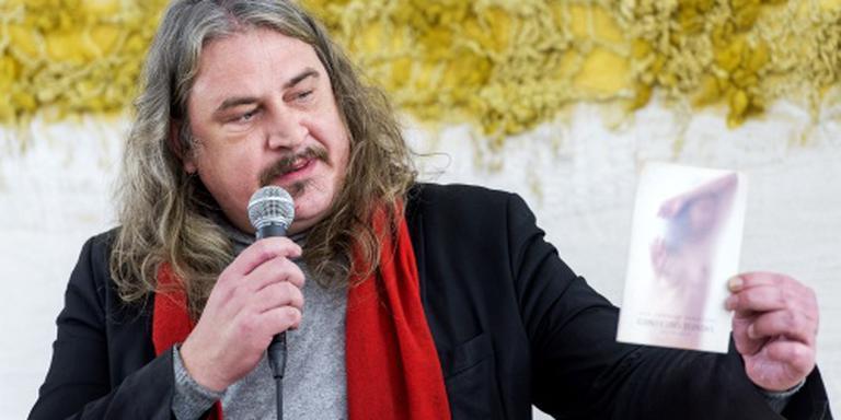 Ilja Leonard Pfeijffer wint E. du Perronprijs