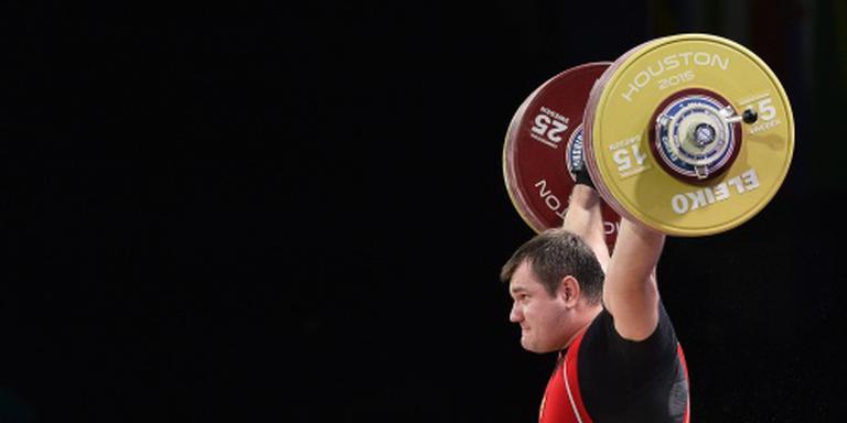 Gewichtheffers Rusland lopen Rio mogelijk mis