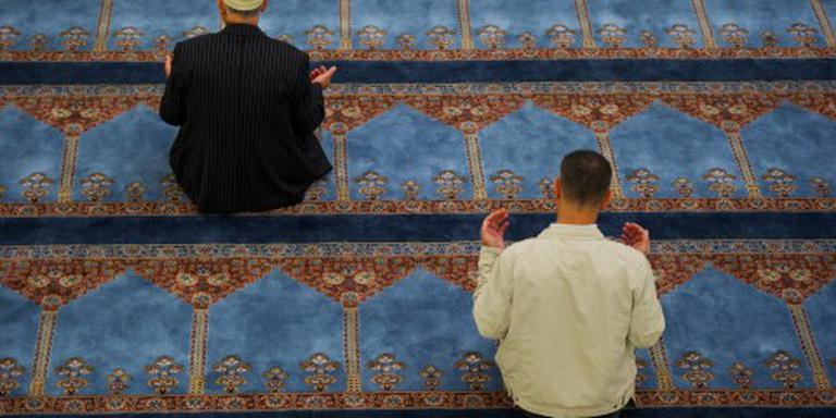 Poging brandstichting bij moskee Enschede