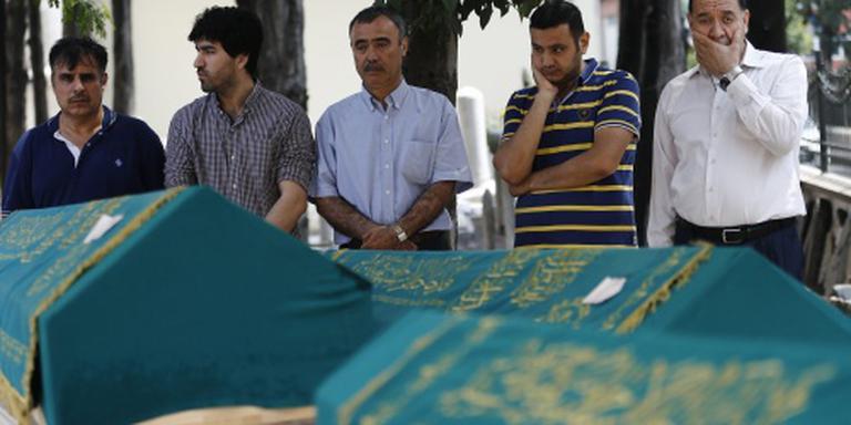 19 buitenlanders gedood bij aanslag Istanbul