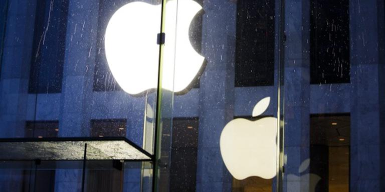 Apple verliest op Wall Street