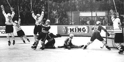 Begin van een ijshockeytijdperk