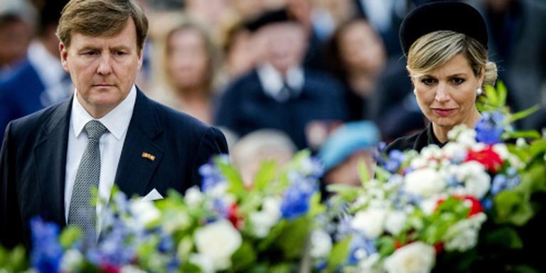 Koningspaar en premier erbij op 4 en 5 mei