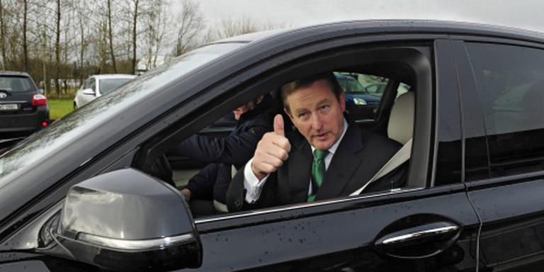 Ierse premier erkent verlies meerderheid