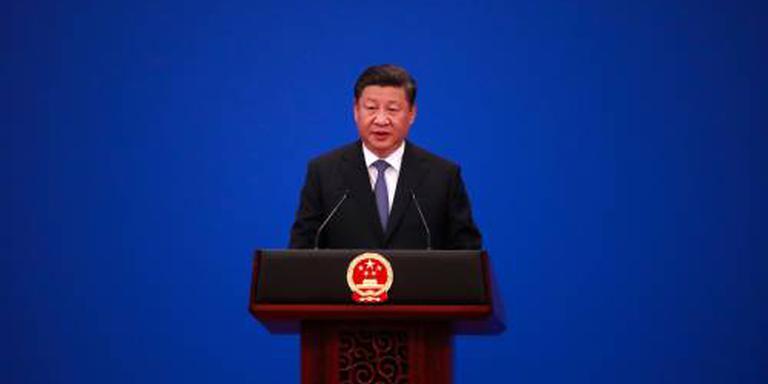 Chinese president Xi begint rondreis Afrika