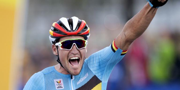 Van Avermaet en Sagan in Eneco Tour