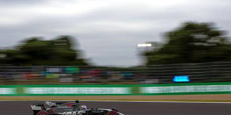 Haas presenteert nieuwe auto
