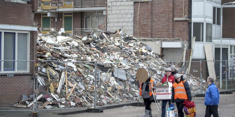 Eerste bewoners Drachten mogen verhuizen