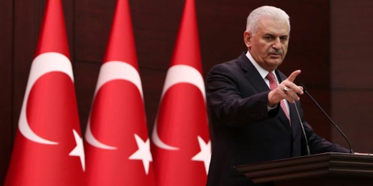 Turkse premier: illegale actie militairen