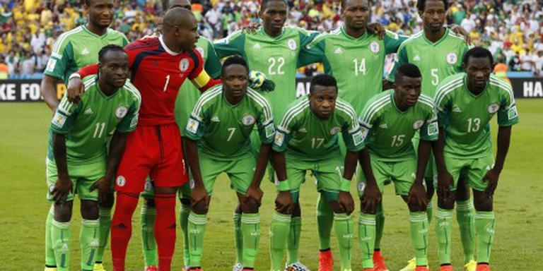 Nigeriaanse voetballers veel te laat in Rio