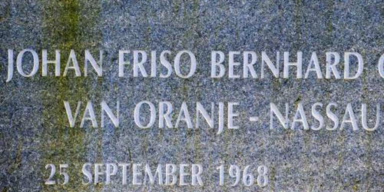 Prins Friso vijf jaar geleden overleden