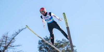 Skispringer Eisenbichler pakt wereldtitel