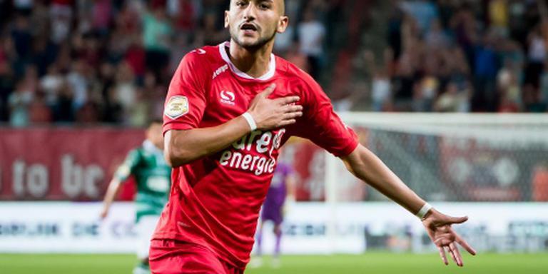 Ziyech neemt in stijl afscheid van Twente